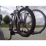 Malone RunWay 2-Bike Platform Rack Test Course
