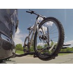 Pro Series Q-Slot 4 Bike Hitch Bike Rack Test Course