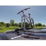 Rhino-Rack MountainTrail Roof Bike Rack Test Course