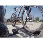 Video in use rola convoy one bike rack 59308