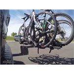 Swagman Quad 2 Bike and 4 Bike Platform Rack Test Course