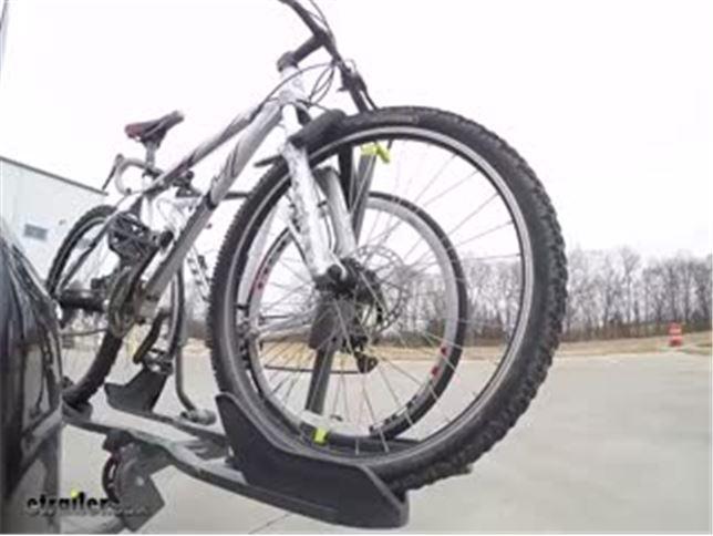 Swagman Semi 2 Bike Platform Rack Test Course Video