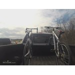 Thule Bed Rider Truck Bed 2 Bike Rack Test Course