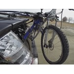 Thule Gateway Trunk Mount Bike Rack Test Course