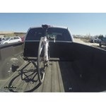 Yakima Locking BlockHead Truck Bed Bike Carrier Test Course