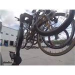 Yakima FullSwing Hitch Bike Rack Test Course