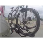 Yakima HoldUp 2 Bike Rack Test Course