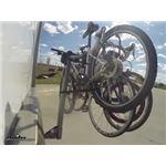 Yakima LongHaul 4 Bike Rack Test Course