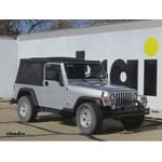 Air Lift Air Helper Springs Installation - 2004 Jeep Wrangler