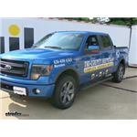 Air Lift Load Controller Compressor System Installation - 2014 Ford F-150
