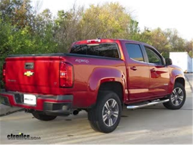 install aries round nerf bars 2016 chevrolet colorado aa204051 2_644 chevrolet colorado nerf bars running boards etrailer com  at et-consult.org
