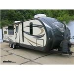 Atwood Air Command Rooftop RV AC Installation - 2016 Forest River Salem Hemisphere Lite Travel Trail