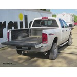 B and W 5th Wheel Trailer Hitch Installation - 2004 Dodge Ram Pickup