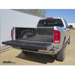 Gooseneck Trailer Hitch Installation - 2005 Dodge Ram Pickup