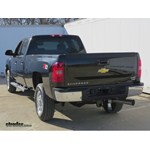 B and W Gooseneck Trailer Hitch Installation - 2014 Chevrolet Silverado 2500