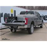 B and W Turnoverball Gooseneck Trailer Hitch Installation - 2017 Ford F-250 Super Duty