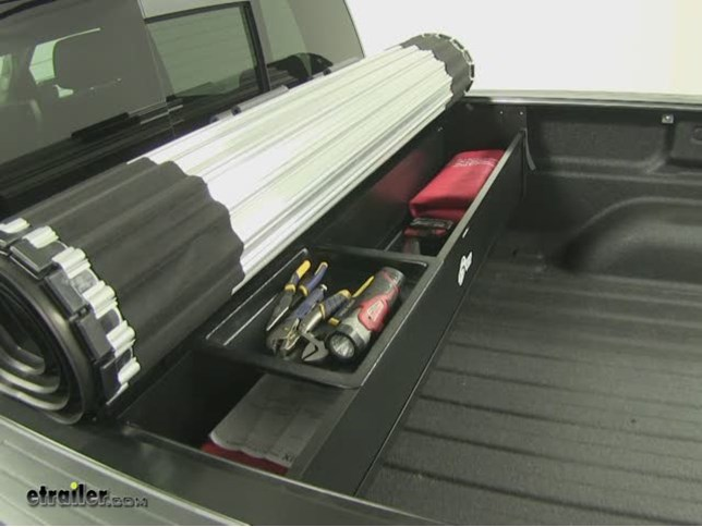 BAKBox 2 Collapsible Truck Bed Toolbox for BAK Revolver X2 ...