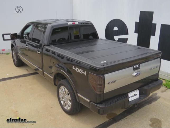 hard bed cover for ford f150 2