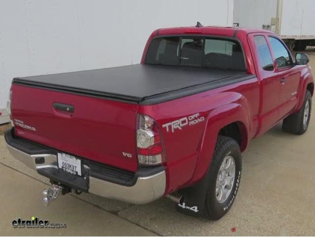 b40c6ad6be4 BAKFlip G2 Hard Tonneau Cover Installation - 2014 Toyota Tacoma Video