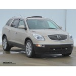 Roadmaster Tow Bar Wiring Kit Installation - 2012 Buick Enclave