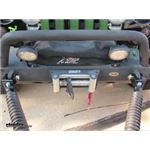 Adapter Lug for Off-Road Vehicle Bumpers Installation - 2014 Jeep Wrangler