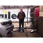 Blue Ox Alpha 2 Tow Bar Installation - 2018 Jeep Grand Cherokee