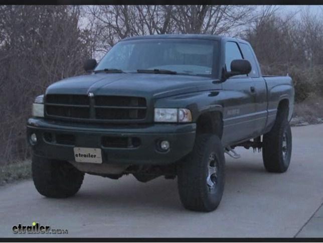 Trailer Brake Controller Installation 1999 Dodge Ram Video Etrailer Com