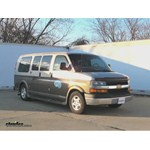 Trailer Brake Controller Installation - 2005 Chevrolet Express Van