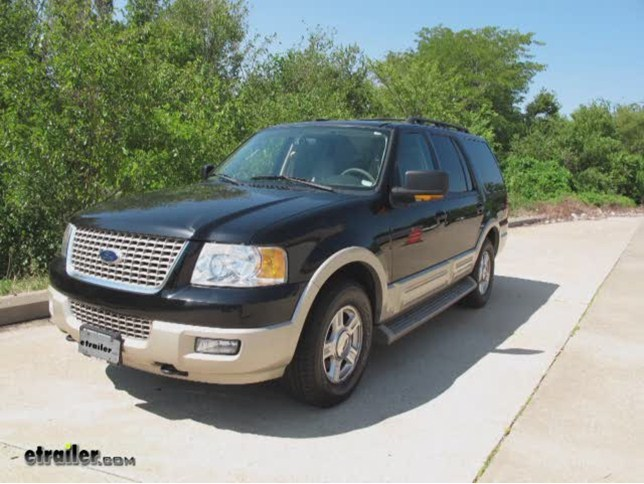 Trailer Brake Controller Installation Ford Expedition Video - 2005 expedition