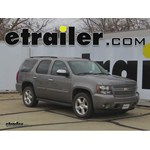 Trailer Brake Controller Intsallation - 2008 Chevrolet Tahoe