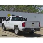 Trailer Brake Controller Installation - 2014 Chevy ...