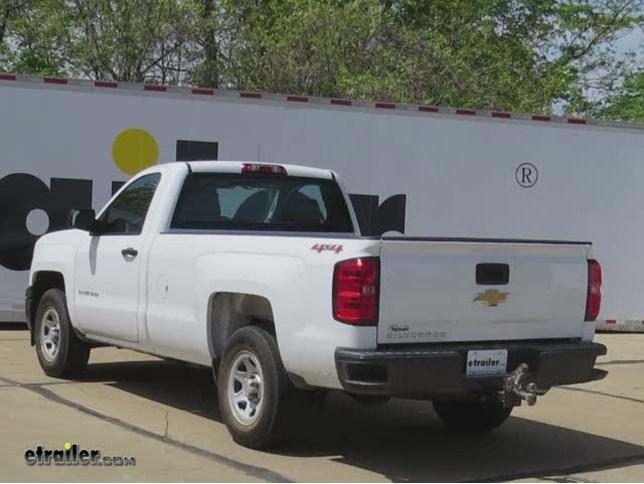 Trailer Brake Controller Installation 2014 Chevrolet Silverado – Exterior Light Wiring Chevy 2014