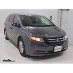Trailer Brake Controller Installation - 2014 Honda Odyssey