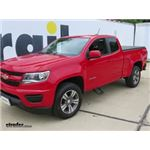 Carr Custom-Fit Side Steps Installation - 2017 Chevrolet Colorado