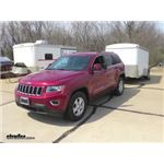 CIPA Clip-on Towing Mirror Installation - 2014 Jeep Grand Cherokee