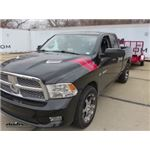 CIPA Towing Mirrors Installation - 2010 Ram 1500
