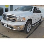 CIPA Towing Mirrors Installation - 2013 Ram 1500