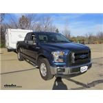 CIPA Slip On Custom Towing Mirrors Review - 2016 Ford F-150
