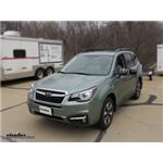 CIPA Dual-View Clip-on Towing Mirror Installation - 2018 Subaru Forester