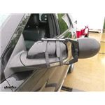 CIPA Dual-View Clip-on Towing Mirror Installation - 2013 Ford Explorer