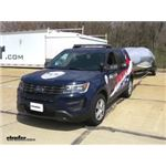 CIPA Dual-View Clip-On Towing Mirror Installation - 2018 Ford Explorer