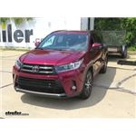 CIPA Dual-View Clip-On Towing Mirror Installation - 2018 Toyota Highlander