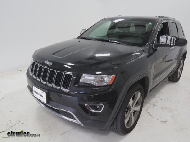 CIPA Dual View Clip On Towing Mirror Installation   2014 Jeep Grand Cherokee  Video | Etrailer.com