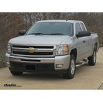 CIPA Custom Towing Mirrors Installation - 2011 Chevrolet Silverado