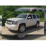 CIPA Custom Towing Mirrors Installation - 2011 Chevrolet Tahoe