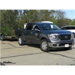 CIPA Dual-View Clip-on Towing Mirror Installation - 2017 Nissan Titan
