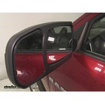 Cipa Towing Mirrors Installation - 2009 Dodge Ram