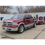 CIPA Towing Mirrors Installation - 2012 Ram 1500
