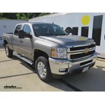 CIPA Custom Towing Mirrors Installation - 2013 Chevrolet Silverado