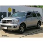 CIPA Custom Towing Mirrors Installation - 2014 Toyota Sequoia